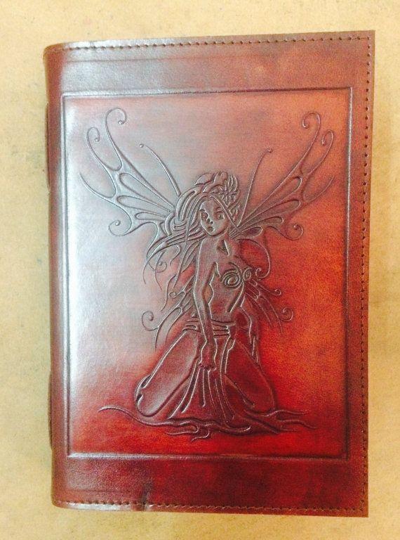 Lilith Fairy Handmade Leather by KTDesignStudio1 on Etsy