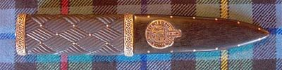Gallery & Customer Feedback for Sgian Dubhs, Kilt Accessories and Jewellery