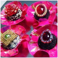 Съедобные украшения - конфеты Finos