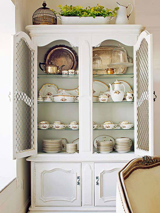 Vintage Home Decorating For The Pinterest Decor And