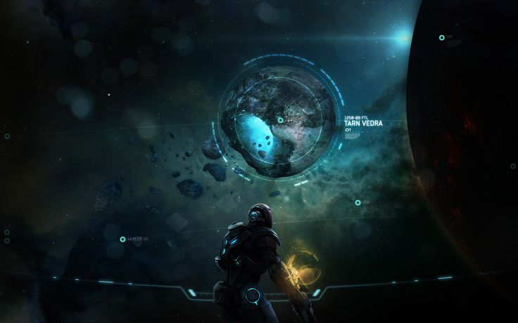 """Check out this @Behance project: """"Mass Effect Andromeda - User Interface Design"""" https://www.behance.net/gallery/51952829/Mass-Effect-Andromeda-User-Interface-Design"""