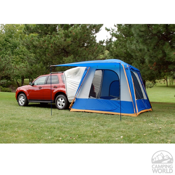 Tents That Attach To Cars : The best suv tent ideas on pinterest camping