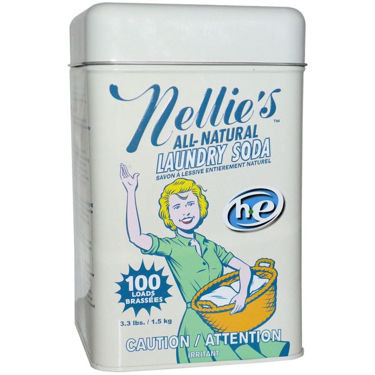 Nellie's All-Natural, Laundry Soda, 100 Loads, 3.3 lbs (1.5 kg) $22 shipping about $5   Recommended by my sister who buys it in Canada in 1000 loads size bucket at Costco for $99  - See if Costco have it in Oz
