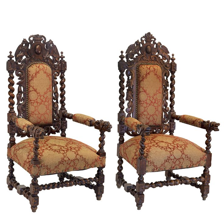 Jacobean Chairs - 37 Best Style - Jacobean Revival Images On Pinterest Jacobean
