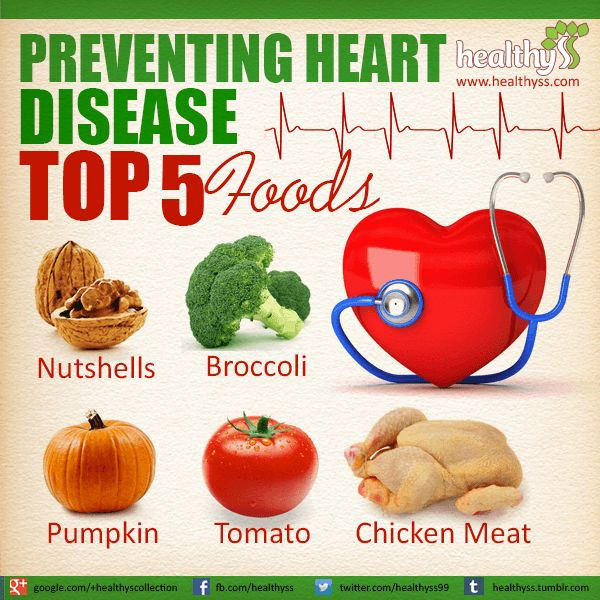 #preventing #heart #disease. Here are five key foods that are the best