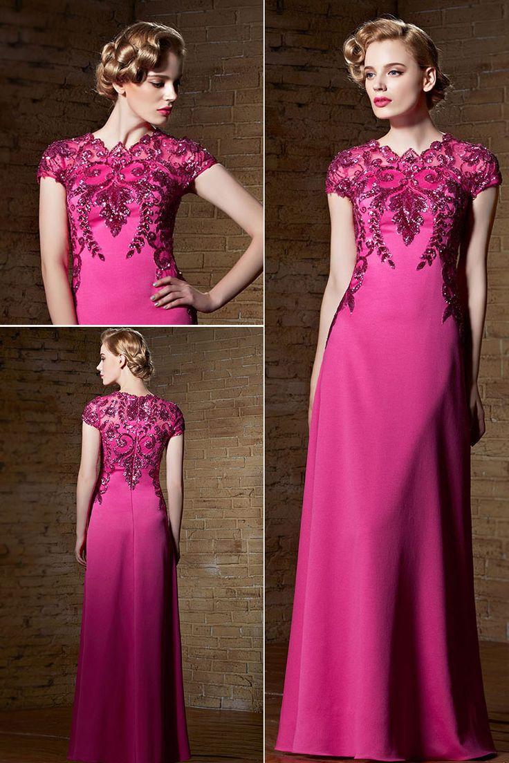 18 best Bridesmaid Dresses images on Pinterest | Bridal gowns, Short ...