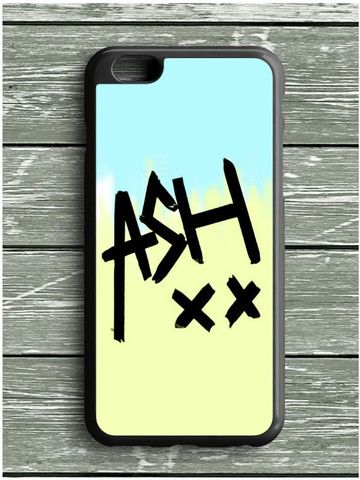 5sos Ashton Irwin Signature Color iPhone 6 Plus Case