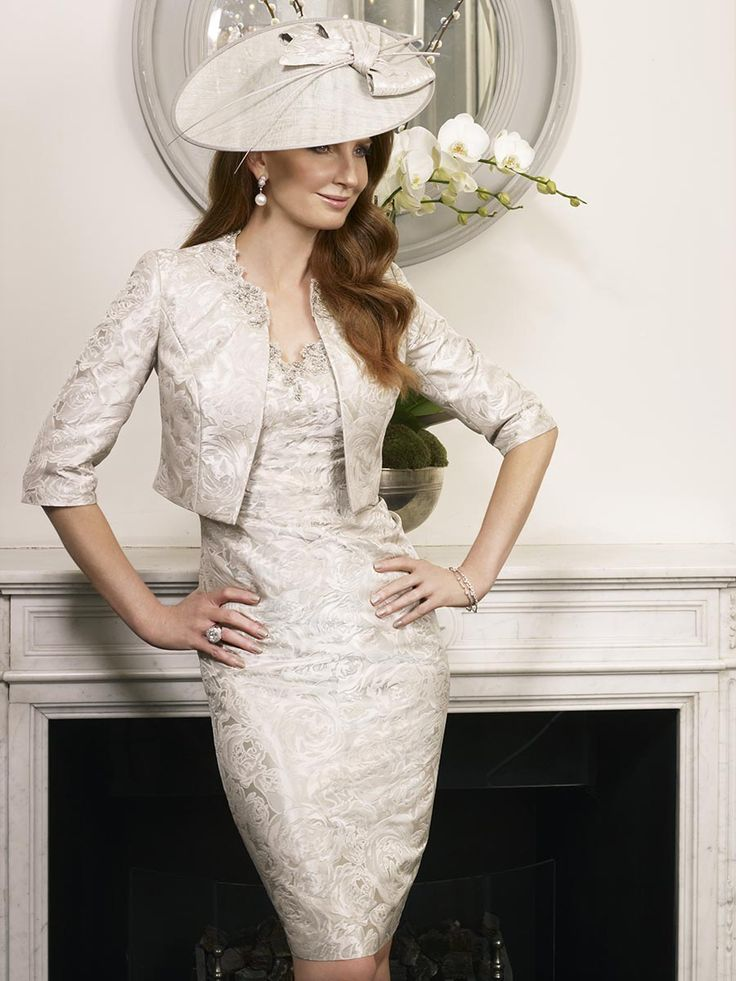 40 best mother of the bride images on pinterest mother for Dresses for mother of the bride winter wedding