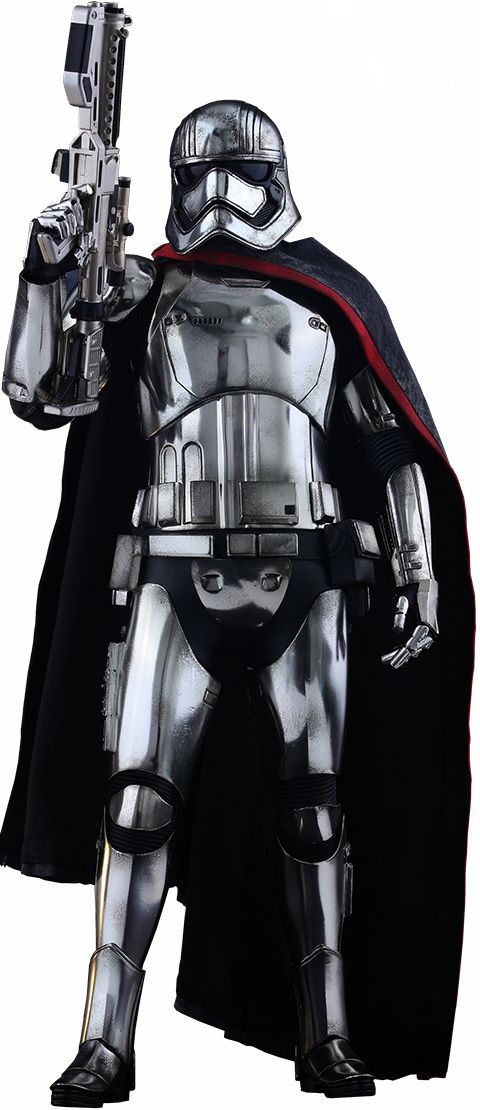 Star Wars: The Force Awakens Captain Phasma by Hot Toys