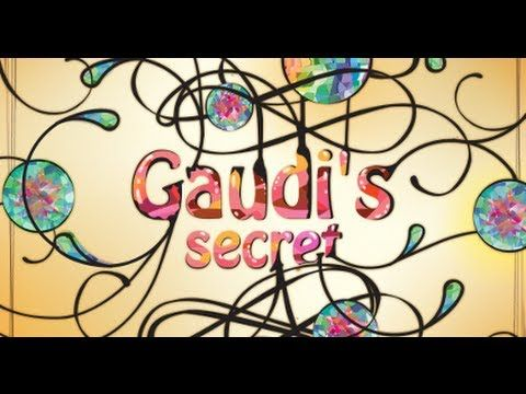 Gaudi's Secret: Vídeo descriptivo de la aplicación pensada por #ididactic para estimular la lectura, la imaginación y la comprensión lectora,e forma creativa y divertida.
