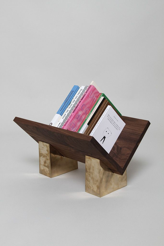 "Penta-base Bookrest, Small 18"""