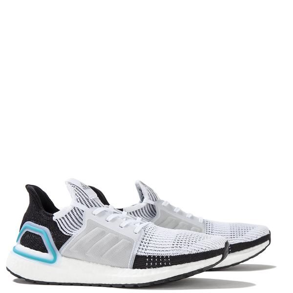 adidas Ultraboost 19 White Collegiate Royal in 2020