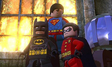 Lego Batman 2 Screenshot!