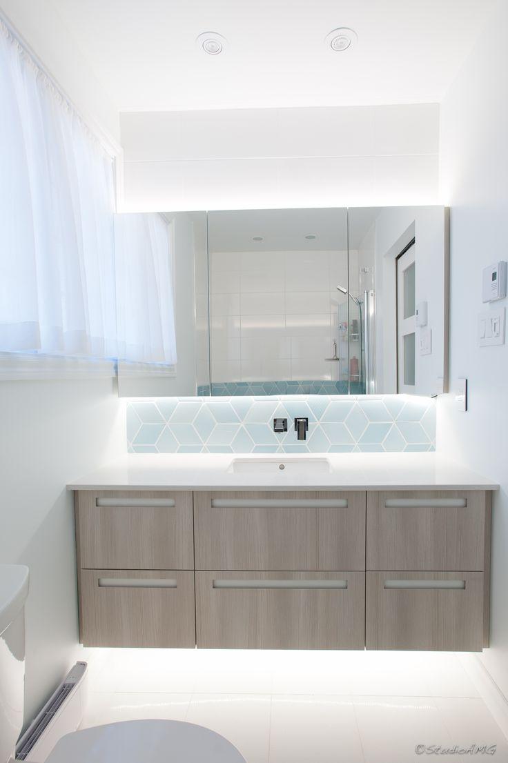 Les 25 meilleures id es concernant comptoirs de quartz sur for Comptoir de salle de bain