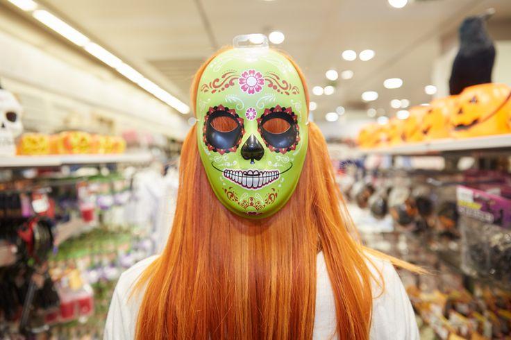 As máscaras mais originais.