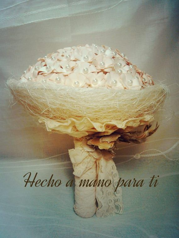 Ramo de Alfileres / Hecho a mano para ti - Artesanio