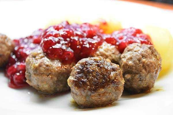 Сытные шведские мясные фрикадельки как приготовить с фото
