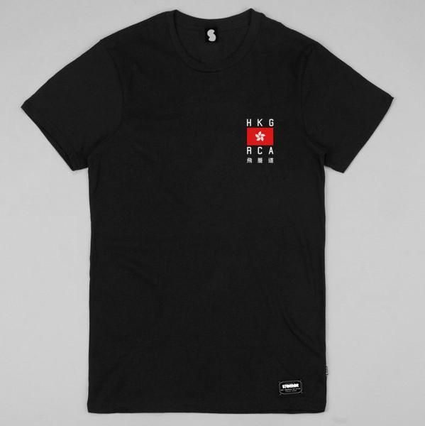 f5aad9d8 Parkour Clothing - Hong Kong RCA Long Fit Tee (Black) | Storror | Garments  and Outfits | Parkour clothing, Mens tops, Tees