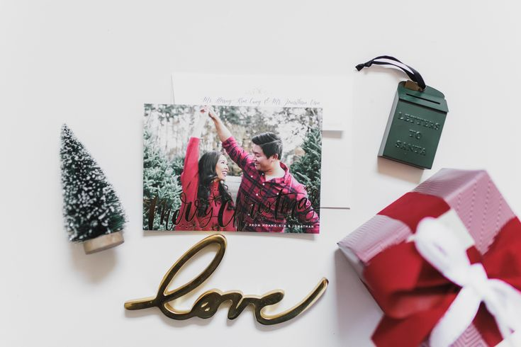 Our Personalized Christmas Cards for 2017 with minted - Color & Chic