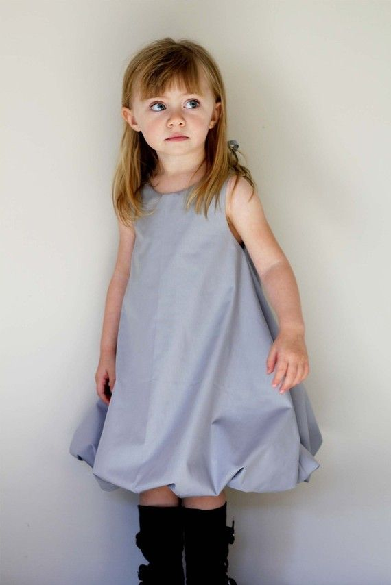 bubble dress for the littles • pattern pdf • heidiandflynn: Dress Patterns, Pdf Pattern, Pattern Pdf, Dresses, Bubbles, Tutorial, Kid