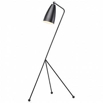 Lucille Floor Lamp - Black