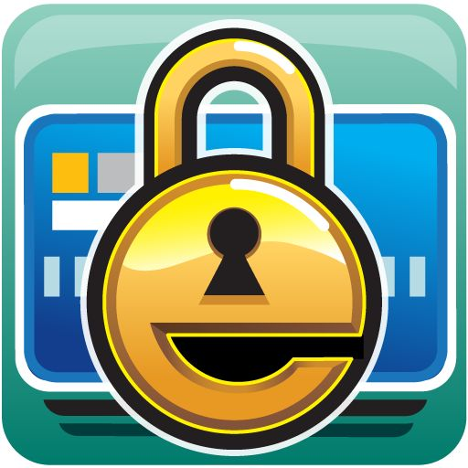 eWallet is an app designed to store and keep secure