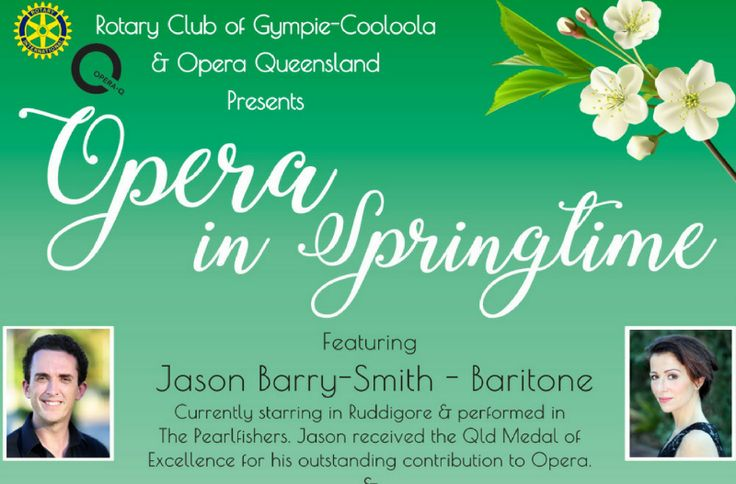 awesome Opera in Springtime