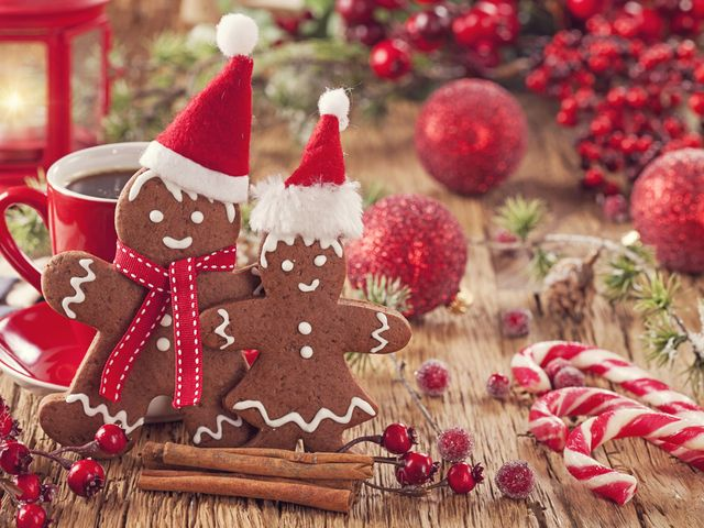 Рождественские рецепты десертов: приготовь на праздник