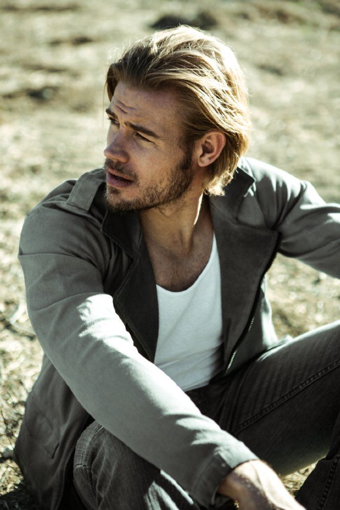 TOG Dream Cast: Trevor Donovan (Gavriel)