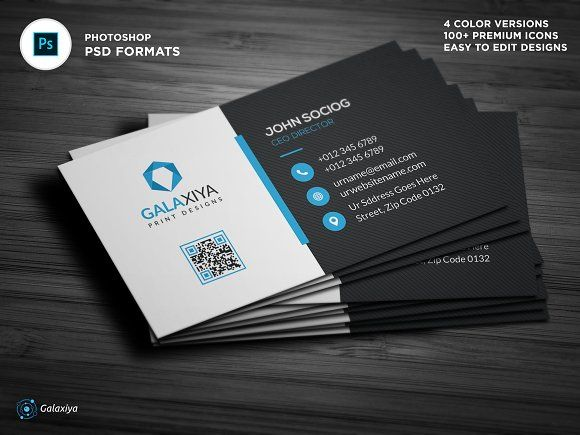 Modern Creative Business Cards Business Cards Creative Business Cards Creative Templates Create Business Cards