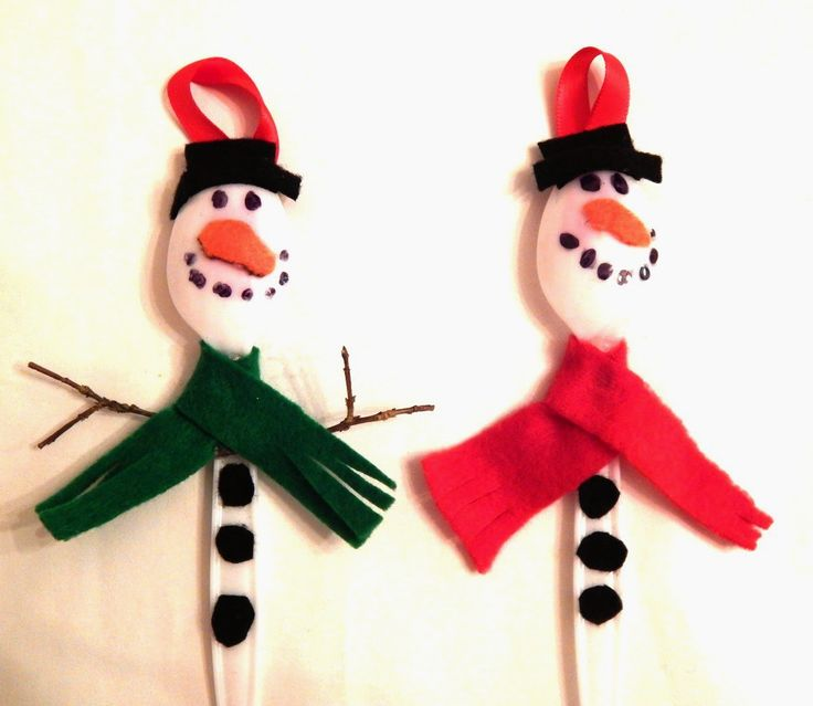 This Ole Mom: Kid's Holiday Snowman Craft