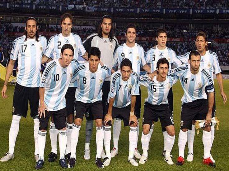 argentina national soccer team