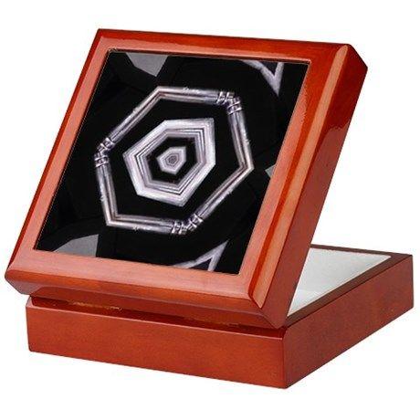Cool black and white pattern Keepsake Box on CafePress.com by fotosbykarin #keepsakebox #giftbox #store #storings #cool #pattern #blackandwhite #black #fotosbykarin #cafepress #gifts