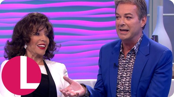 2017.09.15  Julian Clary Once Saved Joan Collins' Life! | Lorraine