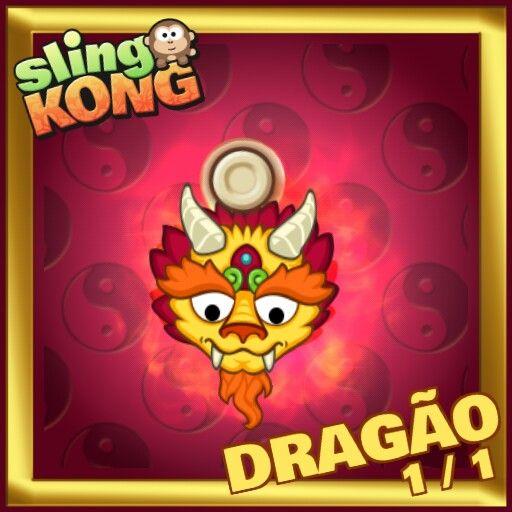Drangon rare sling kong