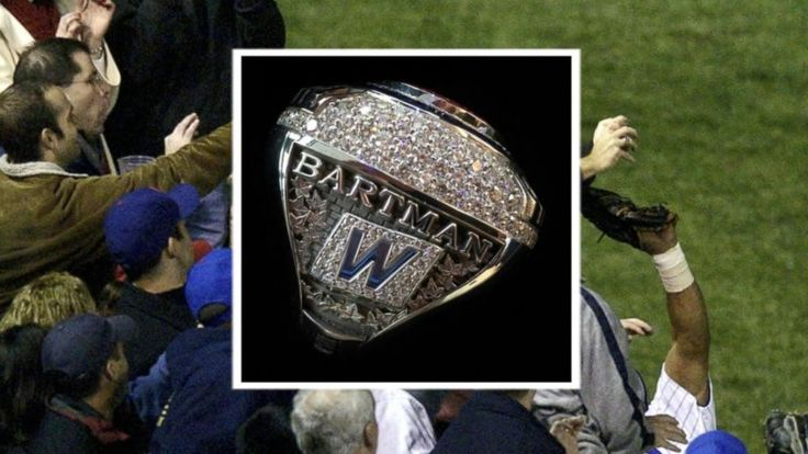 Now Playing: Infamous fan Steve Bartman to receive Cubs World Series ring       Now Playing: Chris Christie gets in face of Chicago Cubs fan       Now Playing: Infamous Cubs fan to get 2016 World Series ring       Now Playing: HBO hit by major cyber attack       Now Playing: HBO CEO reveals... - #Cubs, #Fan, #Infamous, #Ring, #Series, #TopStories, #Video, #World