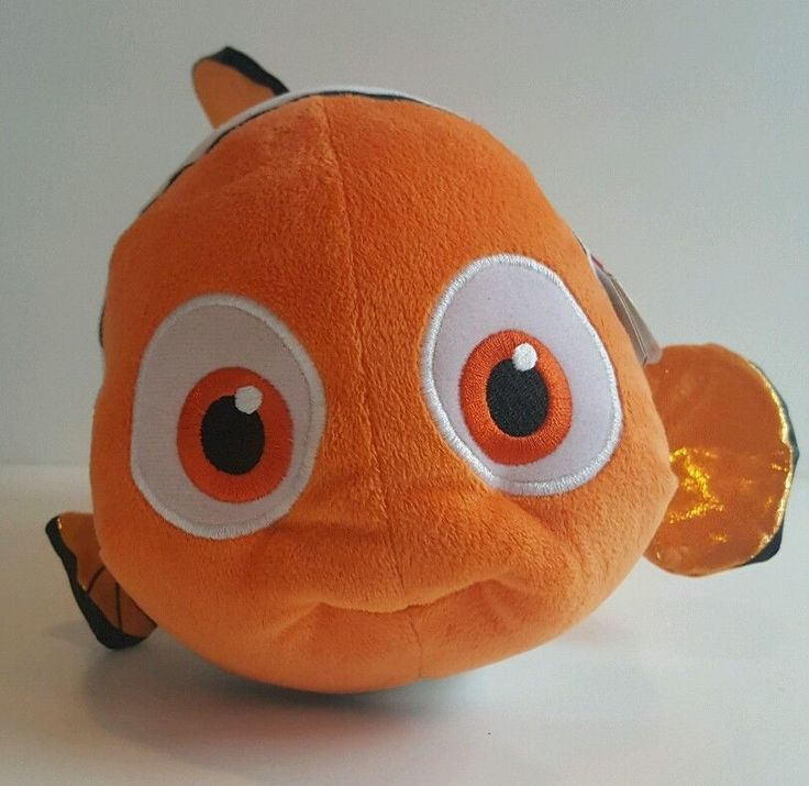 Ty Sparkle Beanie Buddies Nemo Fish Medium With Tags Disney Pixar 12-inch | Toys & Hobbies, Beanbag Plush, Ty | eBay!