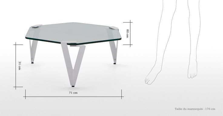 60 best images about tables basses on pinterest window - Table basse plateau pivotant ...