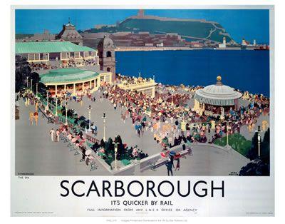 Scarborough by rail