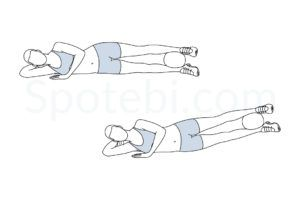 Inner thigh squeeze and lift exercise guide with instructions, demonstration, calories burned and muscles worked. Learn proper form, discover all health benefits and choose a workout. http://www.spotebi.com/exercise-guide/inner-thigh-squeeze-lift/