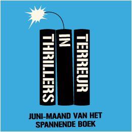 Juni - Maand van het Spannende Boek, met dit jaar als thema 'Terreur in thrillers'.