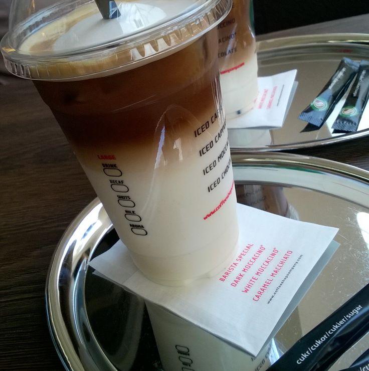 Cofeeshop company #coffee #coffeelove #iced #macchiato #positive #sunny #coffees #coffeemug #bestshot #earth #pure #freedom #czechrepublic #beautiful #bar #coffeelover #coffeeview #coffeehouse #espresso #cafe #kaffee #kaffeepause #kaffeeliebe #kaffeezeit #kaffeehaus #café