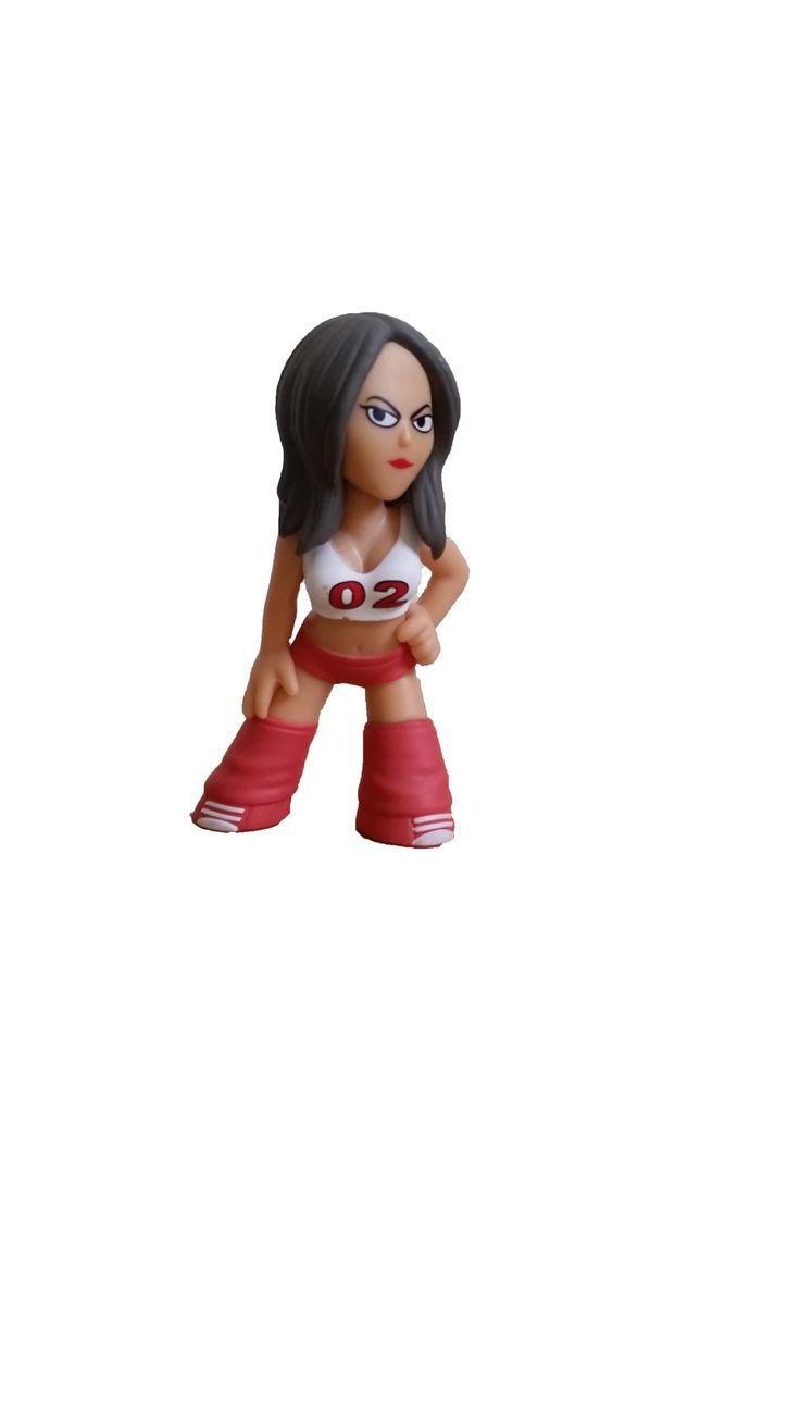 Funko Mystery Mini- WWE - Nikki Bella