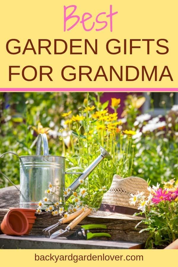 21 Totally Epic Garden Gifts For Grandma 2019 Top Gift Guide