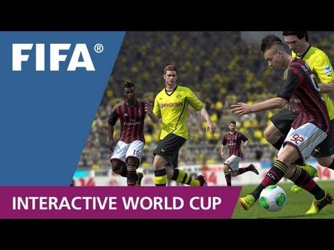 FOOTBALL -  New FIFA 14 Feature: Protecting the Ball - http://lefootball.fr/new-fifa-14-feature-protecting-the-ball/
