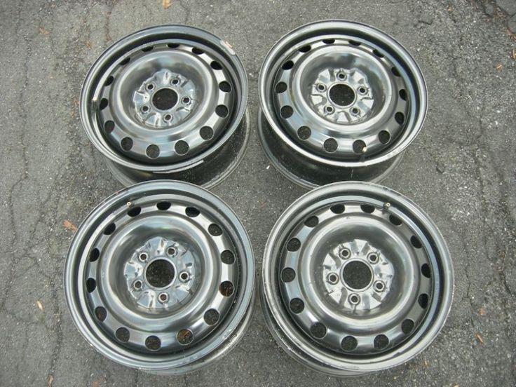Mazda 6 Steel Wheels