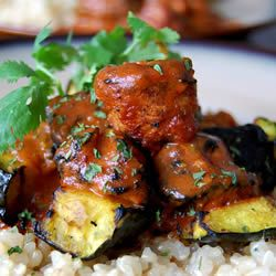"""Chicken Tikka Masala 