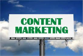 Contributions over the content marketing strategies