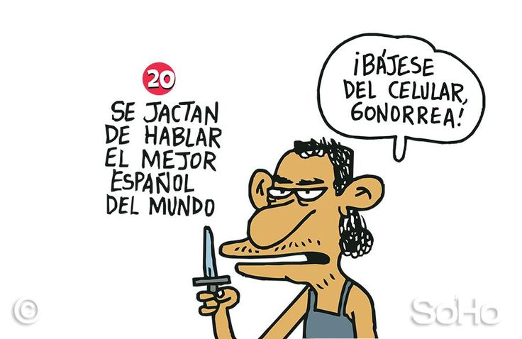 31 cosas que solo hacen los colombianos por Matador