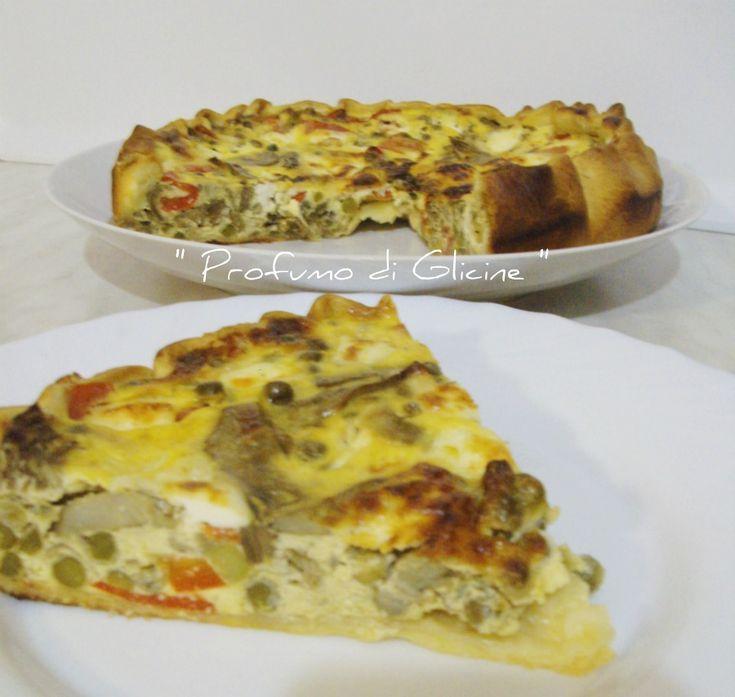 Ricette per pic nic di pasquetta - ricette salate facili e veloci